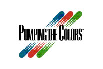 Pumping The Colors logo