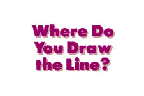 Where Do You Draw the Line logo