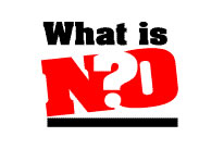 What Is No? logo