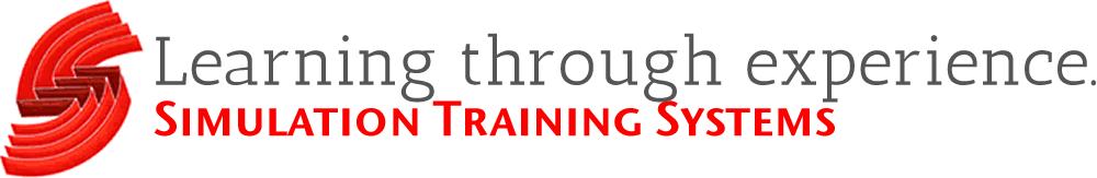 Simulation Training Systems Retina Logo