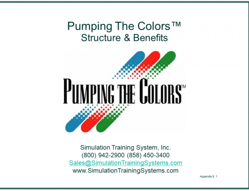 Pumping The Colors – Structure & Benefits